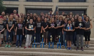 image Junior High and Intermediate Math and Science teams state champions