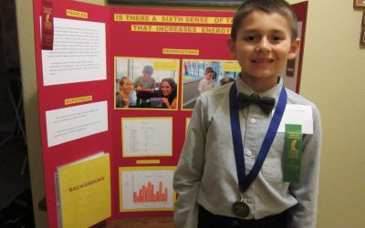 Henry Stanley Intermediate Regional Science Fair Winner 2017